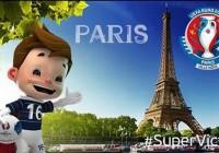 Euro 2016: Kết quả bốc thăm vòng bảng