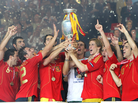Tây Ban Nha- đội mạnh nhất Euro 2016