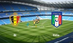 Trận đấu của Bỉ và Italia hấp dẫn nhất vòng loại Euro 2016