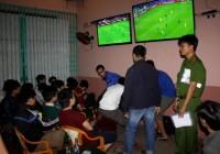 Bắt giữ nhóm cá độ Euro 2016 ở quán Cafe