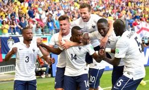 Pháp và Romania sẽ mở màn hấp dẫn vòng bảng Euro 2016