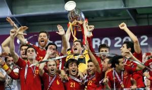 Tây Ban Nha là đội bóng mạnh tại Euro 2016