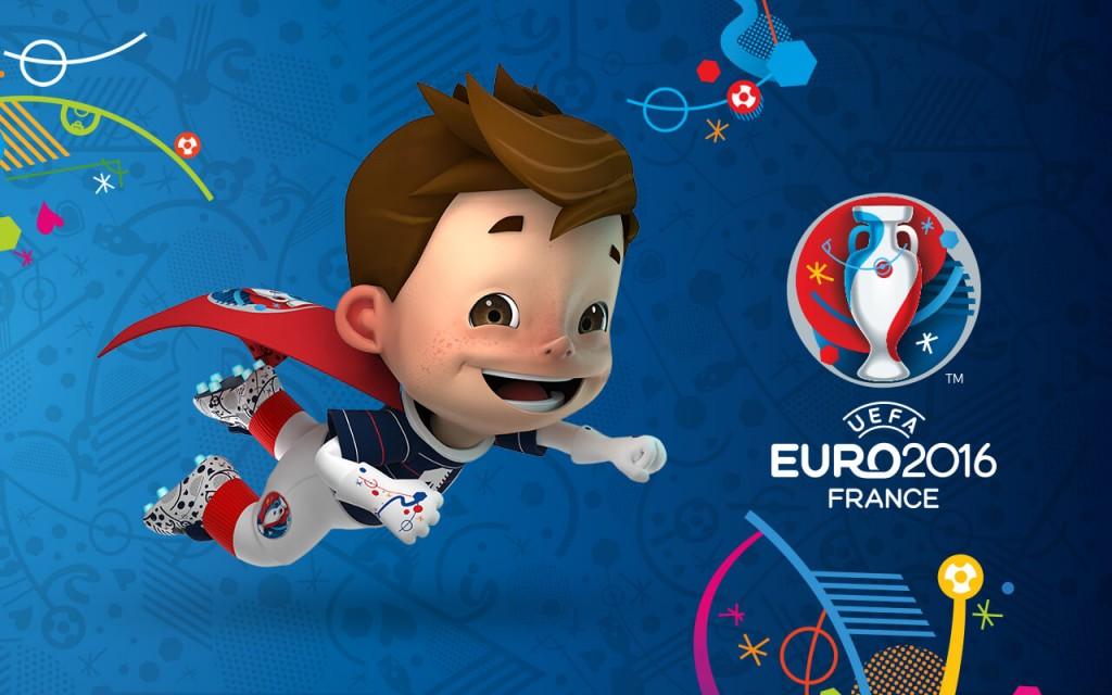 Euro 2016 hút khách trên mạng xã hội