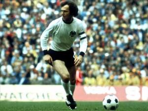 Franz Beckenbauer dẫn dắt đội tuyển Đức xuất sắc tại Euro 1972