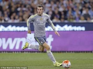 Gareth Bale là chân sút mạnh của Euro 2016