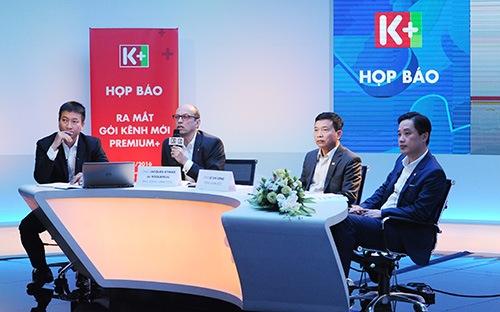 K+ giới thiệu gói thuê bao cước 125000/tháng