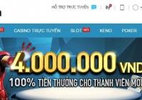Khuyến mãi tặng 4,000,000 của W88 cho thành viên mới