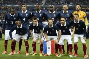 Đội chủ nhà Pháp có những cầu thủ hấp dẫn tại Euro 2016