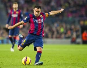 Xavi là cầu thủ xuất sắc của Tây Ban Nha
