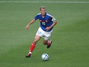 Zinedine Zidane thể hiện xuất sắc tại Euro 2000