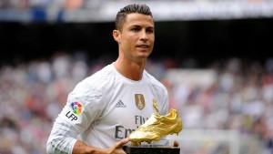 Cristiano Ronaldo vẫn là chân sút chính của đội tuyển Bồ Đào Nha tham gia Euro 2016