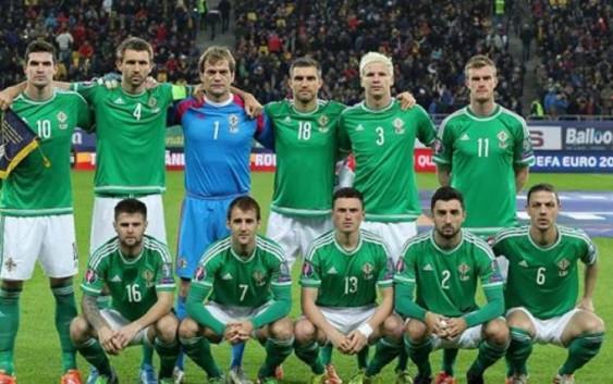 Thông tin đội tuyển Bắc Ireland tham dự Euro 2016