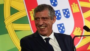 Đội tuyển Bồ Đào Nha tham gia Euro 2016 dưới sự dẫn dắt của HLV Fernando Santos