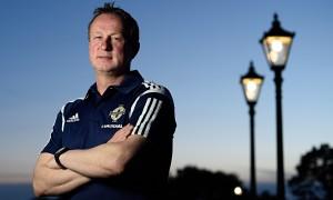 Đội tuyển Bắc Ireland tham dự Euro 2016 với dẫn dắt của HLV thiên tài Michael O'Neil