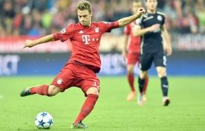 Đội tuyển Đức tham dự Euro 2016 với tuyển thủ tiềm năng Joshua Kimmich