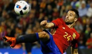 Mario Gaspar là ngôi sao mới của Tây Ban Nha tại Euro 2016
