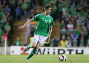 Paddy McNair là niềm hy vọng mới của Bắc Ireland tại Euro 2016