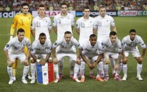 Pháp là chủ nhà Euro 2016