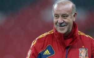 Đội tuyển Tây Ban Nha tham dự Euro 2016 với sự chỉ dẫn của Vicente Del Bosque