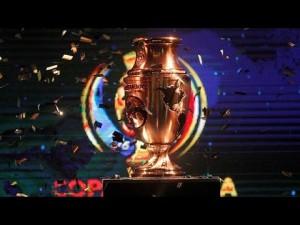 Theo dõi thời khắc nhận cúp vô địch Copa America 2016 trên VTVcab