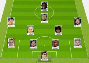 Bỉ là một trong những đội mạnh nhất có thể vô địch Euro 2016