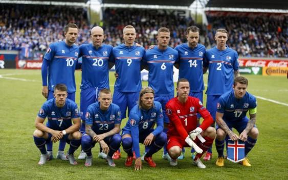 Thông tin đội tuyển Iceland tham dự Euro 2016