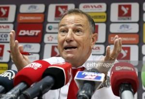 Đội tuyển Albania tham dự Euro 2016 dưới sự dẫn dắt của Giovanni De Biasi