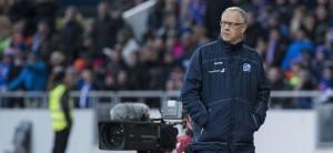 Lars Lagerbaeck sẽ dẫn dắt đội tuyển Iceland tại Euro 2016