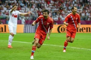 Alan Dzagoev là tiền vệ số 1 của đội tuyển Nga tham dự Euro 2016