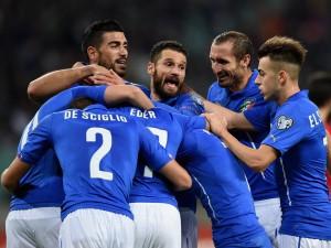 Đội tuyển Italia tham dự Euro 2016 với thành tích bất bại bảng B vòng loại
