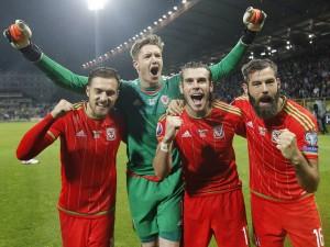 Đội tuyển Xứ Wales lần đầu tiên tham dự VCK Euro 2016