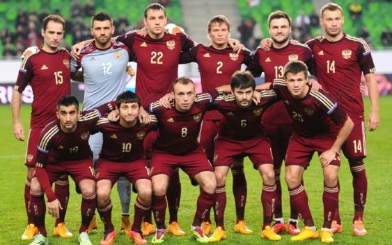 Thông tin đội tuyển Nga tham dự Euro 2016