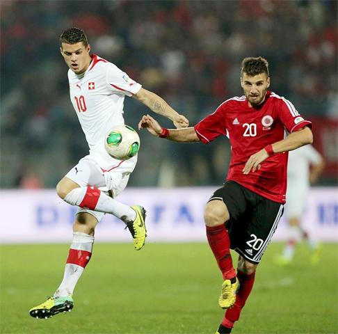 Thụy Sỹ vs Albania, 20h00 ngày 11/6: Khác biệt ở kinh nghiệm