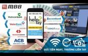 Hướng dẫn gửi tiền vào tài khoản M88 bằng hình thức NinePay