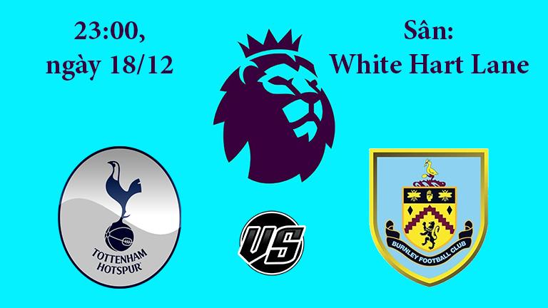 Nhận định, soi kèo Tottenham vs Burnley