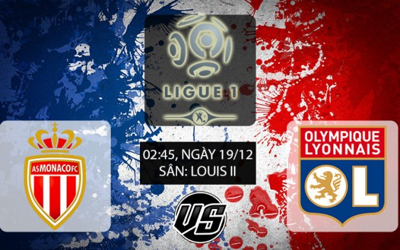 Soi kèo bóng đá Monaco vs Lyon 02h45, ngày 19/12 Ligue I
