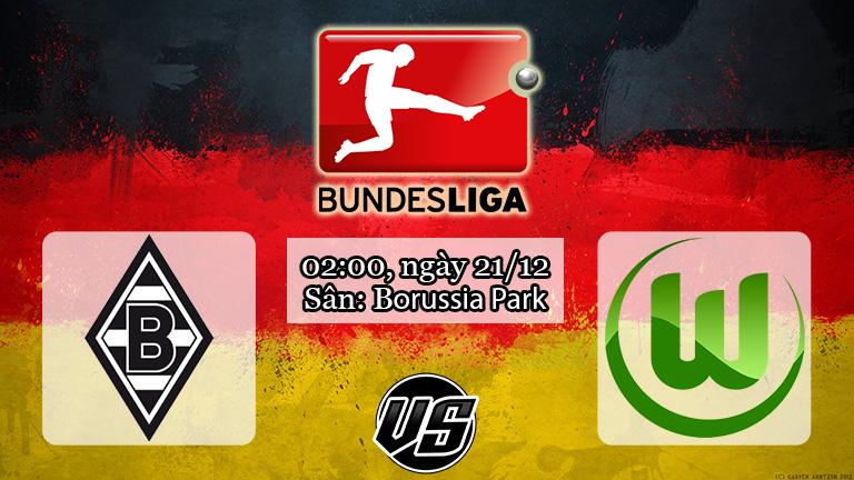 Nhận định, soi kèo Monchengladbach vs Wolfsburg