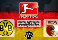 Soi kèo bóng đá Dortmund vs Augsburg 02h00, ngày 21/12 Bundesliga