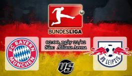 Soi kèo bóng đá Bayern Munich vs Leipzig 02h00, ngày 22/12 Bundesliga