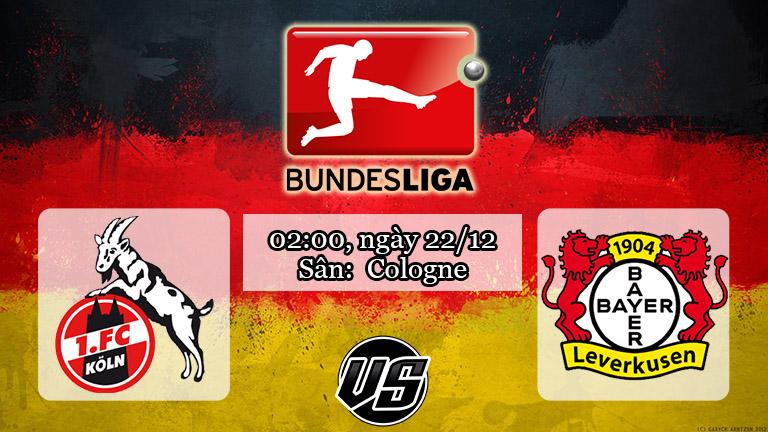 Nhận định, soi kèo Koln vs Bayer Leverkusen