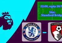 Nhận định, soi kèo Chelsea vs Bournemouth 22h00 ngày 26/12 Ngoại Hạng Anh