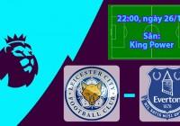 Nhận định, soi kèo Leicester City vs Everton 22h00 ngày 26/12 Ngoại Hạng Anh