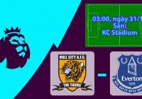 Nhận định, soi kèo Hull City vs Everton 03h00 ngày 31/12 Ngoại Hạng Anh
