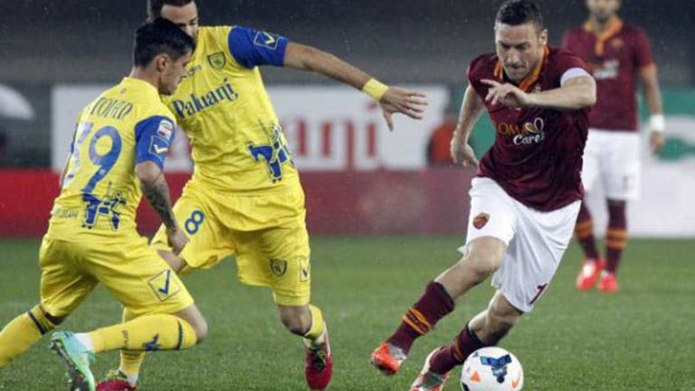 Nhận định, soi kèo AS Roma vs Chievo