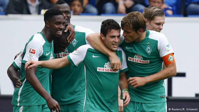 Nhận định, soi kèo Hoffenheim vs Werder Bremen