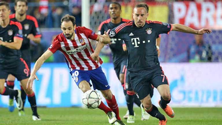 Nhận định, soi kèo Bayern Munich vs Atletico Madrid
