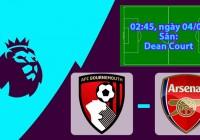 Nhận định, soi kèo Bournemouth vs Arsenal 02h45, ngày 04/01 Ngoại Hạng Anh