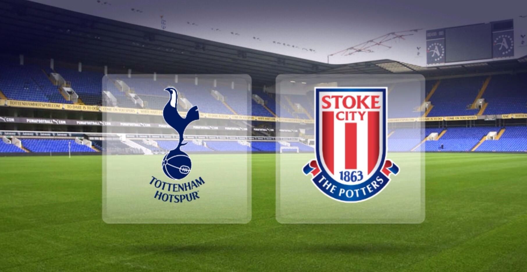 Nhận định, soi kèo Tottenham vs Stoke City