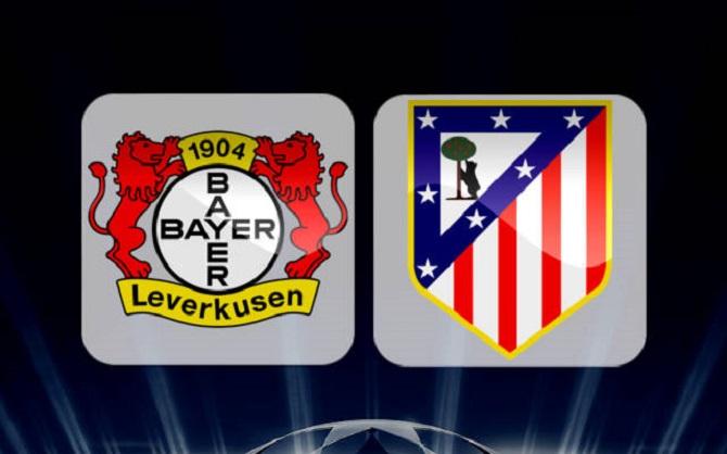 Nhận định, soi kèo Bayer Leverkusen vs Atletico Madrid