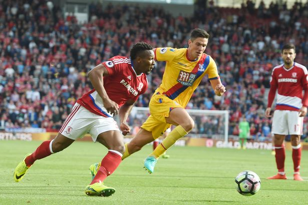 Nhận định, soi kèo Crystal Palace vs Middlesbrough